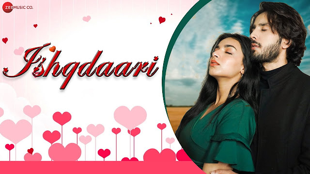 Ishqdaari Song Lyrics - Official Music Video | Zaan Khan & Shivani Jha | Yasser Desai | Rashid Khan Lyrics Planet