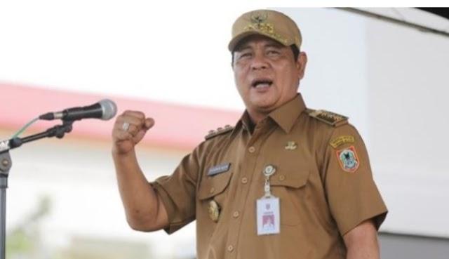Tak Tahan Diejek Terkait Banjir, Gubernur Kalsel Ancam Penjarakan Warganya