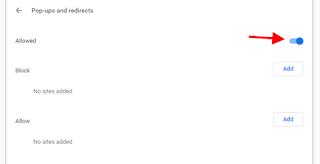 Cara Menghilangkan Iklan Pop Up Manual di Browser Google Chrome