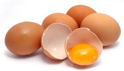 makanan sehat untuk jantung yang pas dikonsumsi sehari-hari, Telur