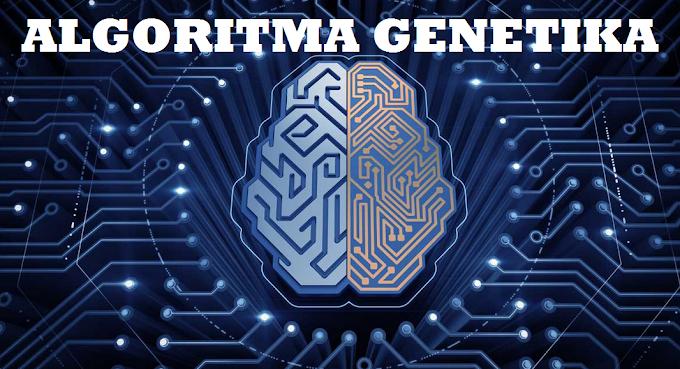 Karya Ilmiah Penerapan Metode Algoritma Genetika Untuk Penjadwalan Produksi