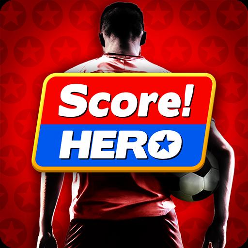 تحميل لعبة Score! Hero v1.751 مهكرة وكاملة للاندرويد أموال لا تنتهي