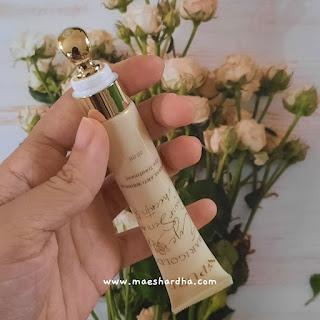 packaging n'pure marigold eye serum
