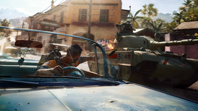 far cry 6 guerrilla gameplay open world first-person shooter ubisoft giancarlo esposito anthony Gonzalez amazon luna google stadia pc playstation ps4 ps5 xbox one series x/s xb1 x1 xsx