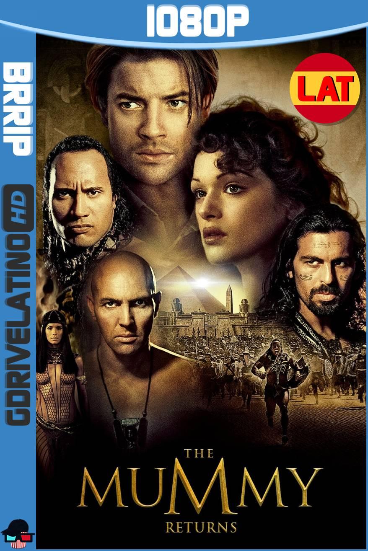 La Momia Regresa (2001) BRRip 1080p Latino-Ingles MKV