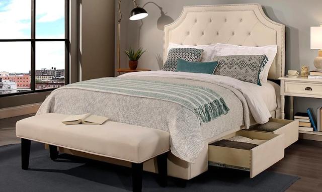 Bedroom, small bedroom, small bedroom idea,
