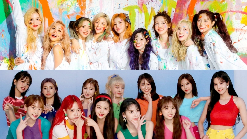Several Members of TWICE and IZ*ONE Confirmed to Meet Through the 'Idol On Quiz' Program