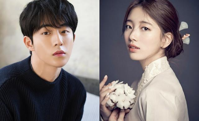 秀智 南柱赫 有望合演MBC新月火劇《請擁抱我》