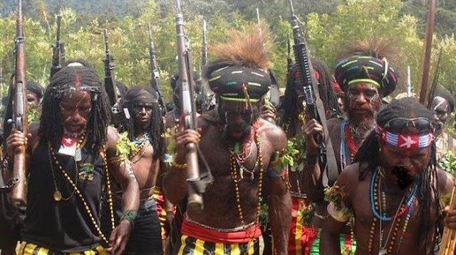 6 Fakta KKB Papua Bunuh Warga Sipil dan Berfoto dengan Jasad Korban, ini Aksi Keji KNPB Lainnya