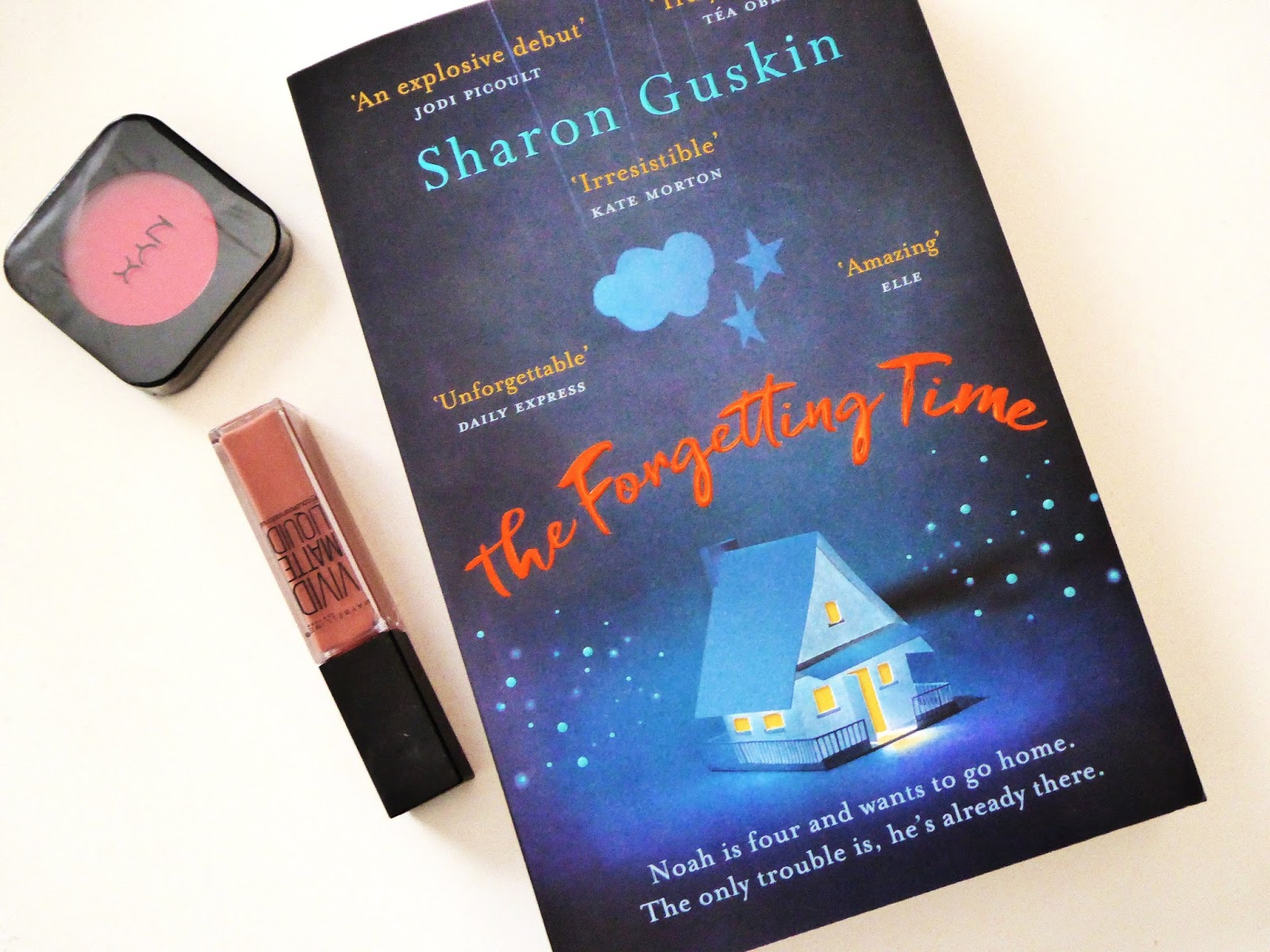 The Forgetting Time by Sharon Guskin   Book Review