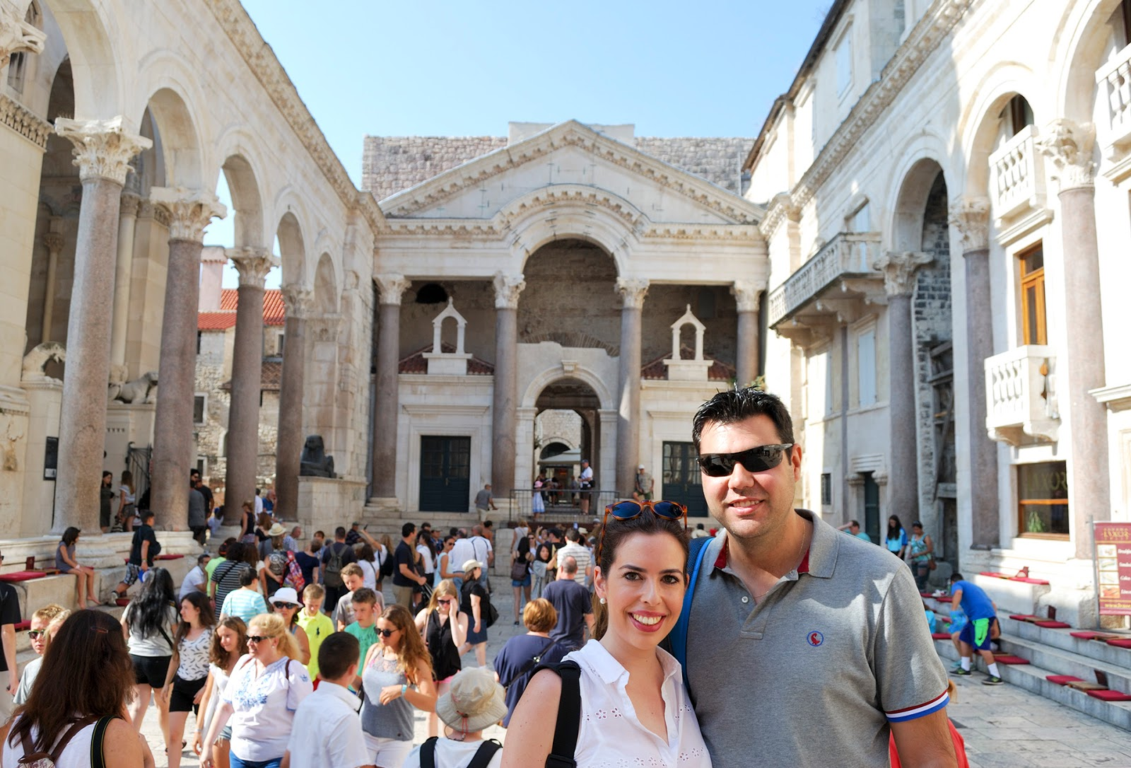 split croatia europe dalmatia adriatic cruise