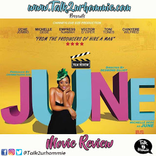 June The movie review