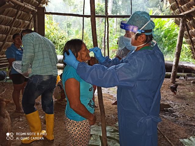 Instituciones nacionales e internacionales se unen para ayudar a comunidades amazónicas