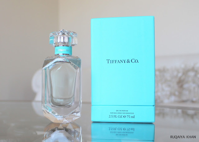 TIFFANY perfume Review