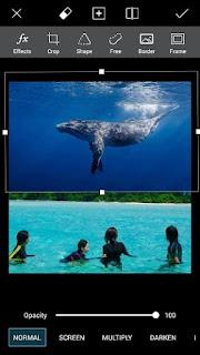 Cara Membuat Foto Diberi Ikan Di Langit Simpel Gratis