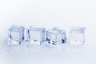 freezes ice