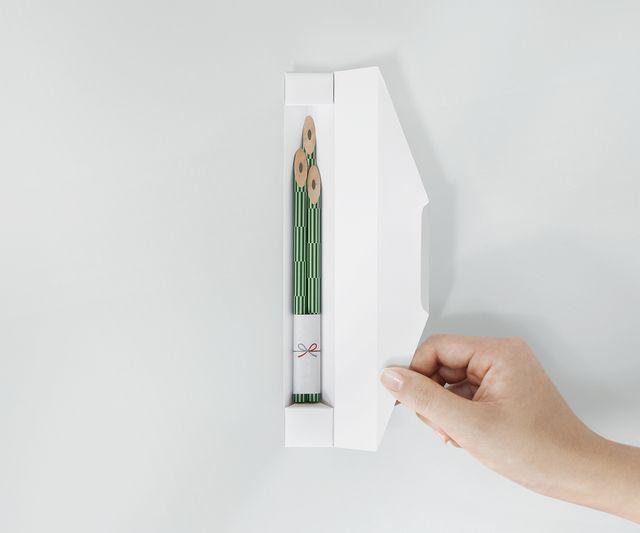 外国人旅行者にオススメ?日本の面白いデザインの商品7選【i】 門松の鉛筆
