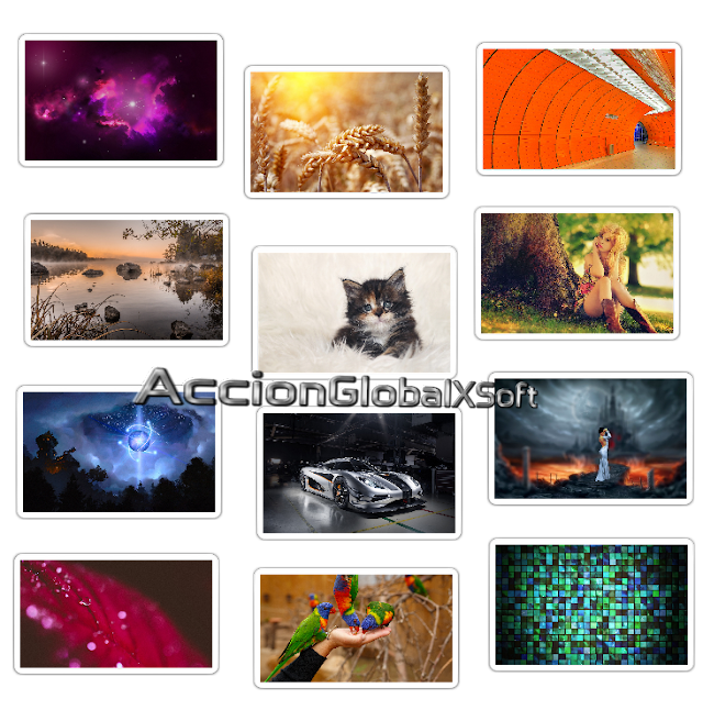 Wallpapers variados HD - Pack 175