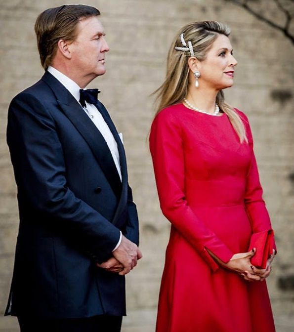 Dutch Royal Couple's Visit To Canada, Another Day 2 Event
