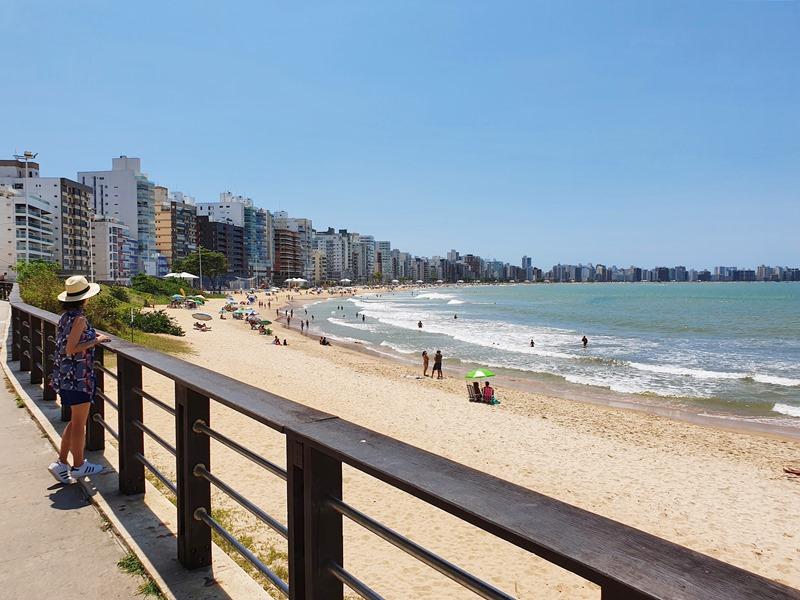 Guarapari, hotéis e pousadas na Praia do Morro