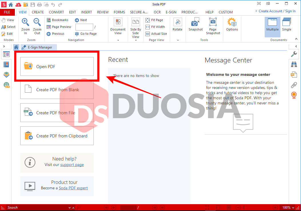 download pdf reader terbaik