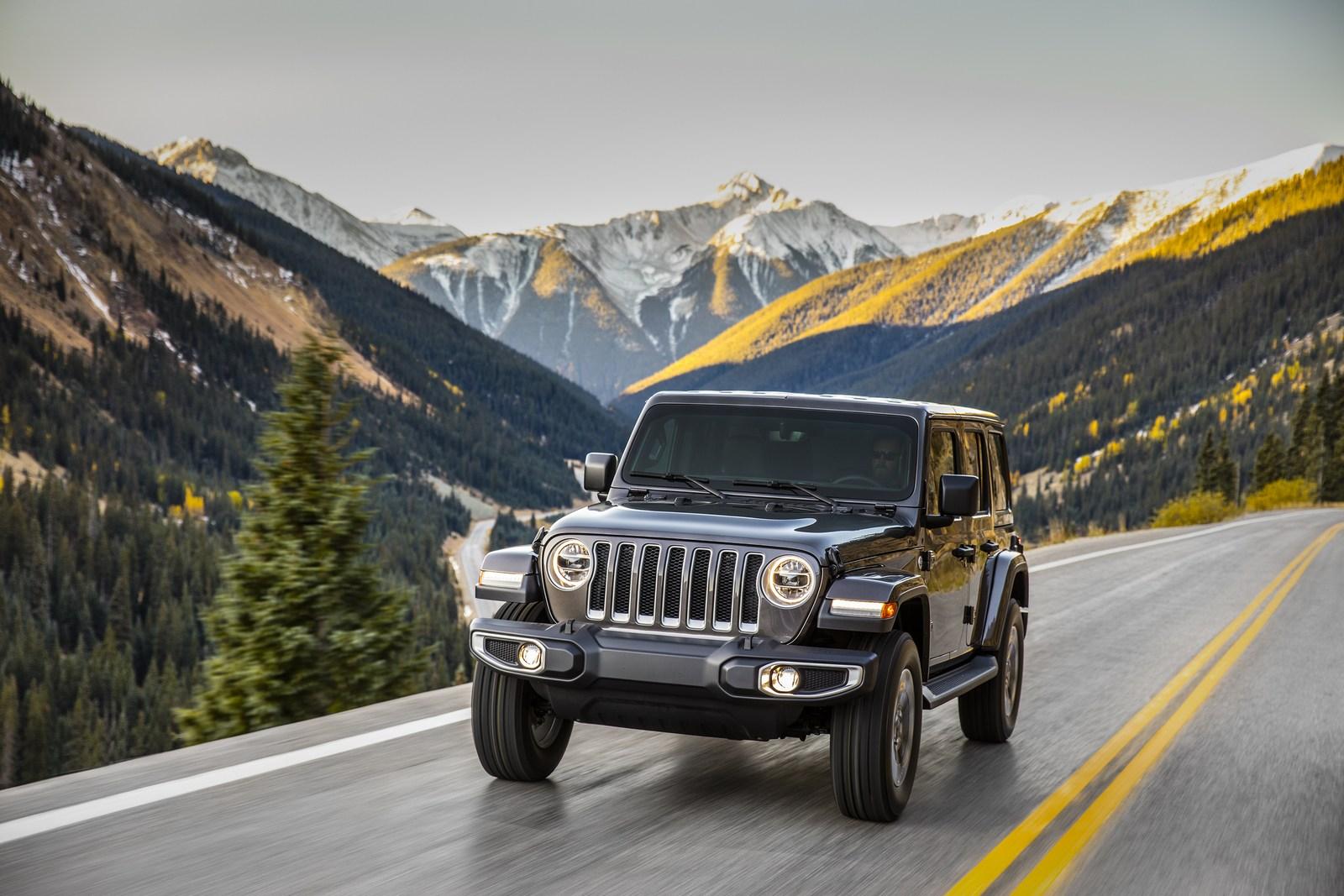 2018 jeep wrangler pricing starts at 28 190 carscoops. Black Bedroom Furniture Sets. Home Design Ideas