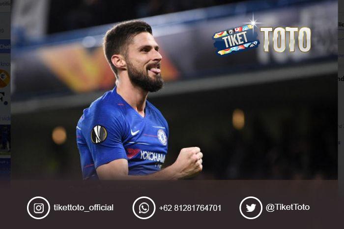 Jelang Final Piala FA, Giroud Malah Buka Kemungkinan Tinggalkan Chelsea
