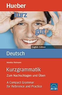 كتاب Kurz grammatik Monika Reimann A1 Bis B1