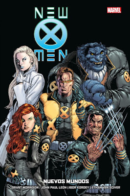 Cómic: Review de Nex X-MEN 3 y 4 de Grant Morrison - Panini Comics