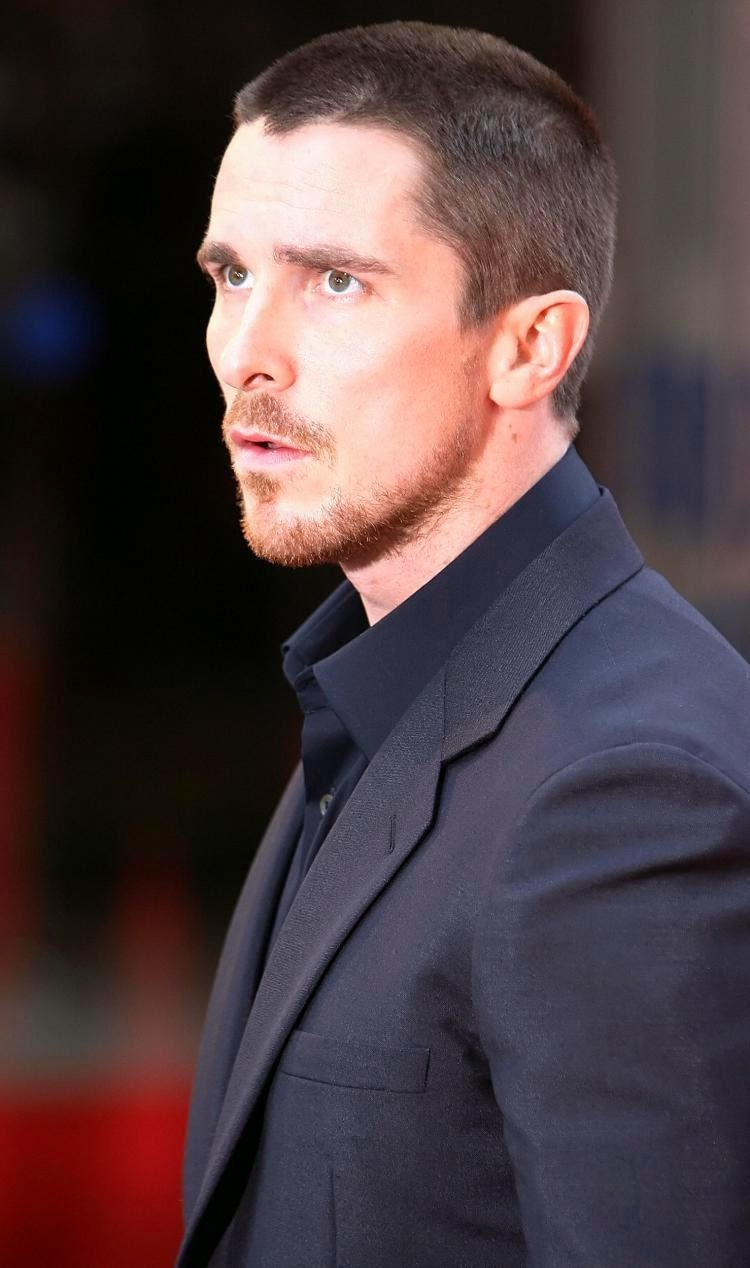 The crew cut hairstyle even permits variations in styling, giving guys the chance to get a side swept crew cut on some days, spike their hair on others, or leave it natural, textured and messy when no effort is required. Hairstyle Advice: Christian Bale Hairstyles