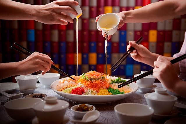 Yee Sang Promotion Zuan Yuan One World Hotel