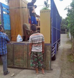 Angkutan Truk Jakarta ke Jogja
