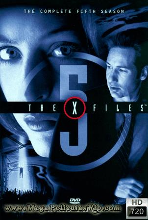 The X-Files Temporada 5 [720p] [Latino-Ingles] [MEGA]