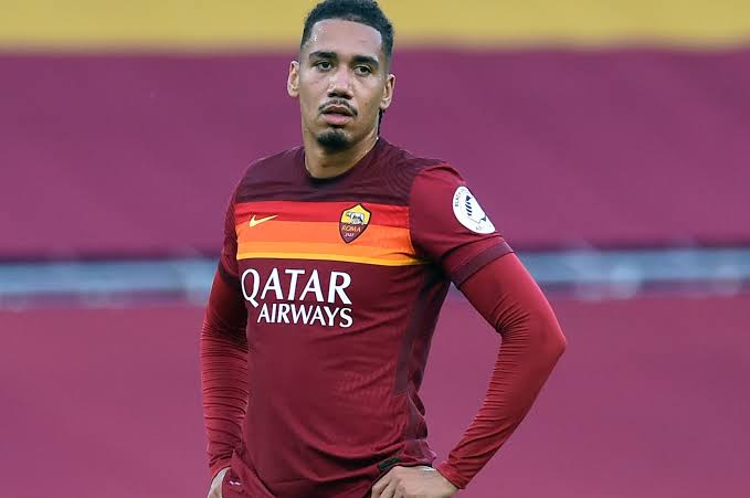 Ex-Manchester United Defender, Chris Smalling And Family Held By Armed Robbers At Gunpoint Inside Their Home In Italy