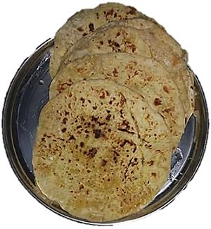 गुजराती पुराण पोली urf Vadhami