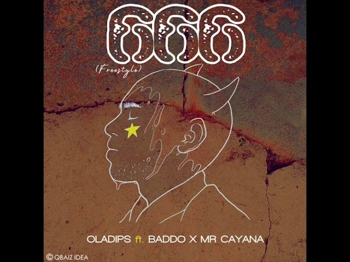 Oladips 666 Freestyle Ft Olamide & Mr Cayana mp3 download Teelamford