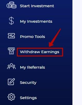 Вывод средств в BTC Millionaire
