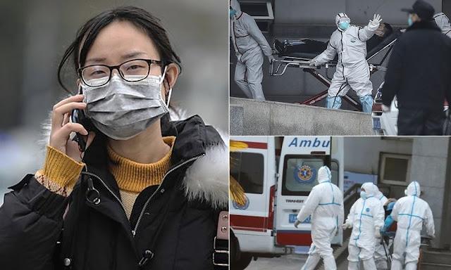 Virus mortal coronavirus en China