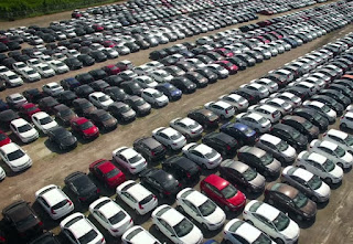 El parque de vehículos asegurados siguió creciendo en 2019 ¿afecta al taller de chapa y pintura?
