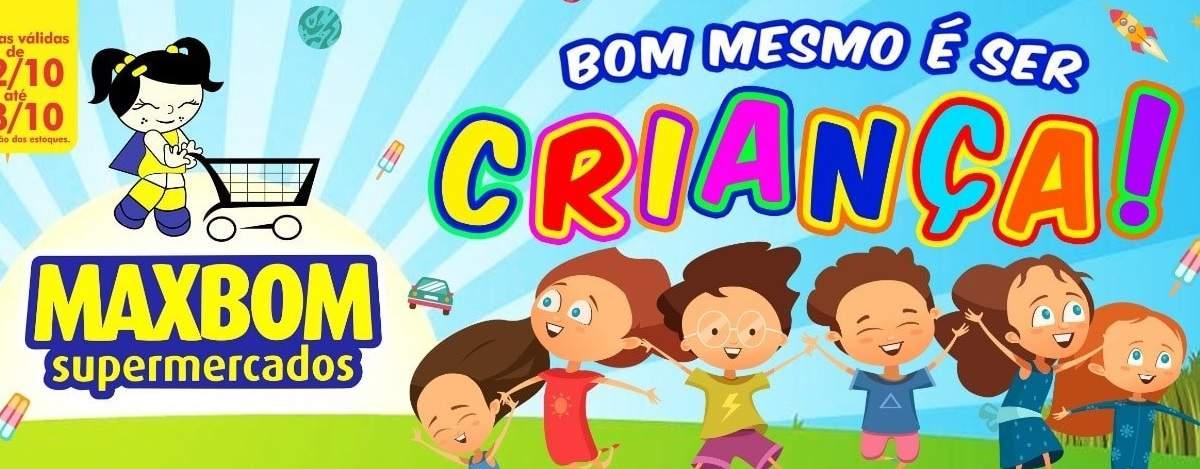 Promoção MAXBOM Supermercados Dia das Crianças 2019 - Moto Elétrica