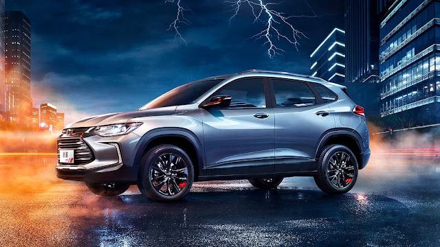 Novo Chevrolet Tracker 2020