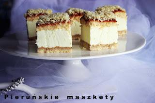 http://pierunskiemaszkety.blogspot.com/2016/05/lekki-serniczek-z-dzemem-i-prazonym.html