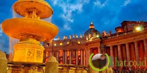Ruang Arsip 'Rahasia', Vatikan