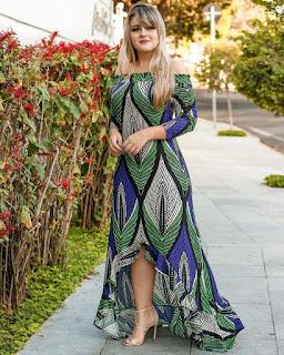 Moda feminina vestido