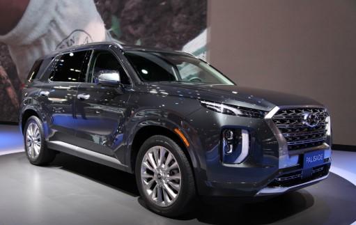 2020 Hyundai Palisade SUV Price Canada