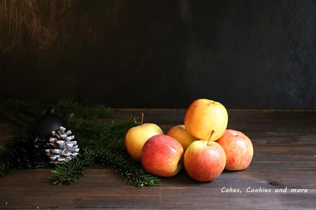 Apfel für Apfelringe