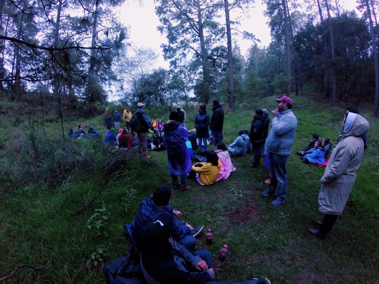 Santuario de las Luciernagas Tlaxcala