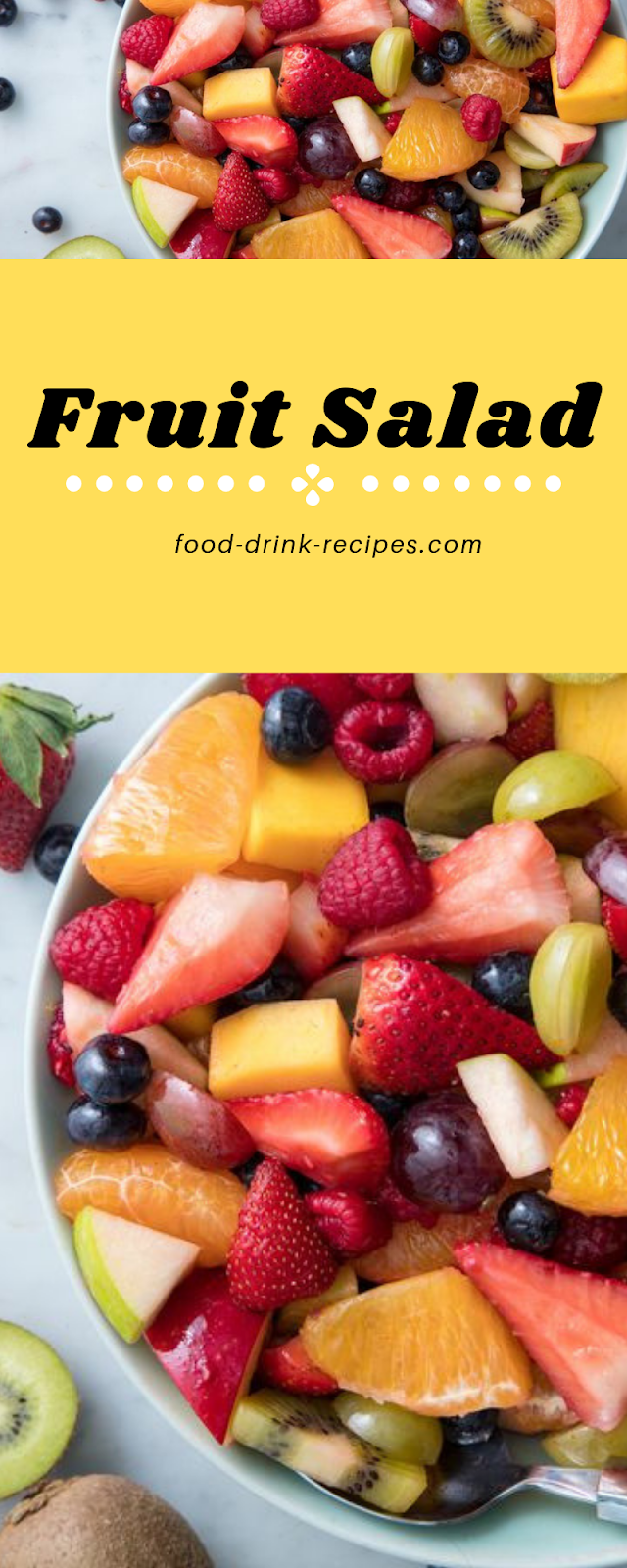 Fruit Salad - food-drink-recipes.com