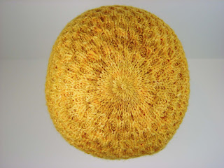 honeycomb, hat, beanie, knit, knitting, pattern, yellow, cables