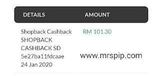 cara mudah cashout duit di shopback